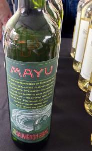 Mayu_SauvBlanc